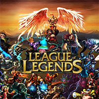 Аккаунты к игре League of Legends