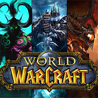 Аккаунты к игре World of Warcraft