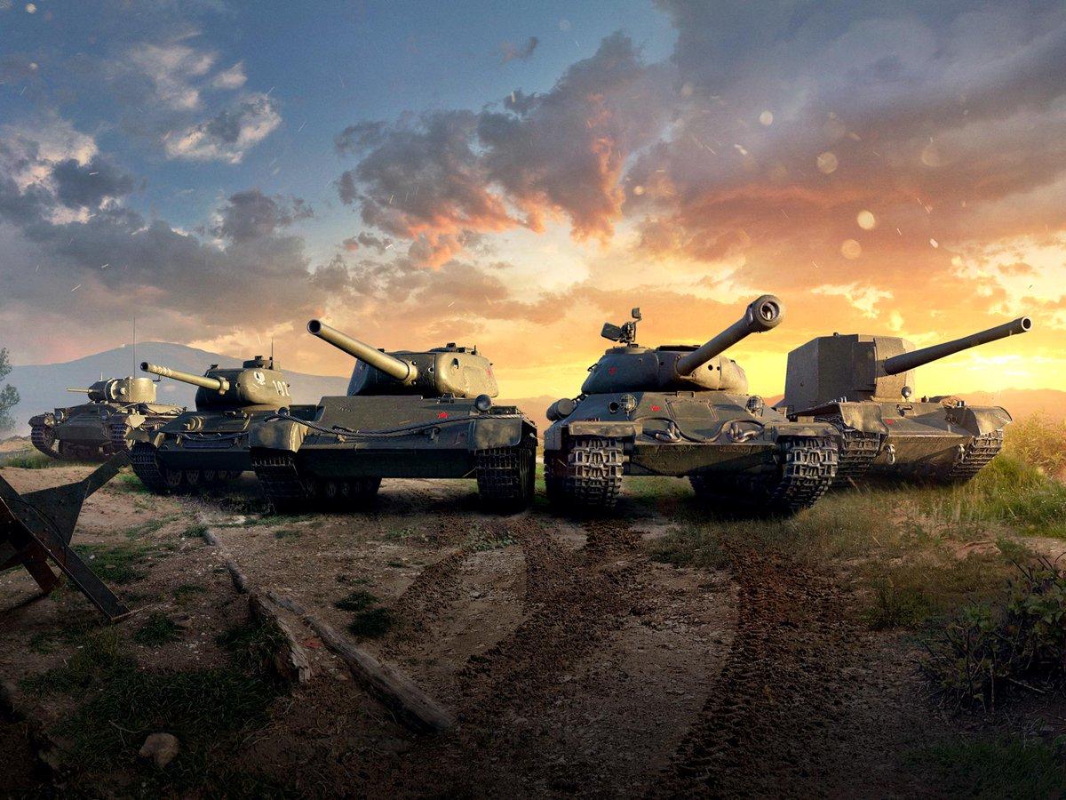Картинка ворлд оф танк танки