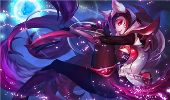 логотип League of Legends. Гайд по Ahri - Ари
