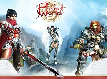 Perfect World - картинки онлайн игр MMORPG ММОРПГ