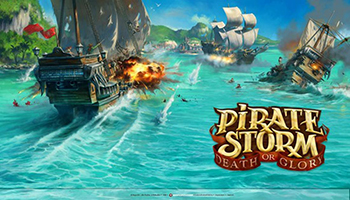 PirateStorm - картинки онлайн игр MMORPG ММОРПГ