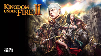 Kingdom Under Fire 2 - картинки онлайн игр MMORPG ММОРПГ