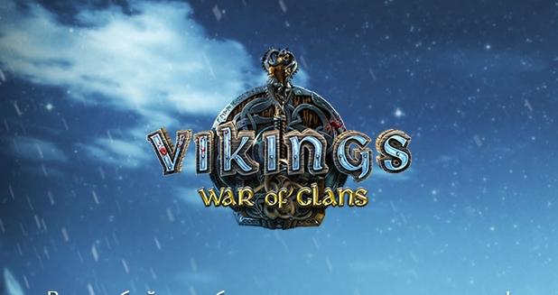Браузерная игра Vikings War of Clans на